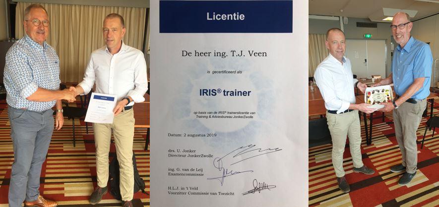 Officieel Trainer IRIS Security Management