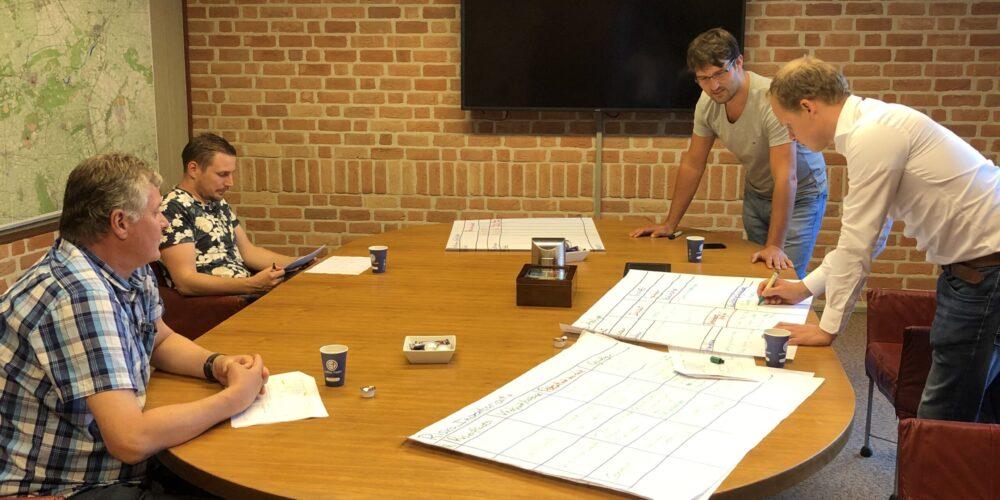 Workshop Risicobeheersing Gemeente Ommen Ivm COVID-19